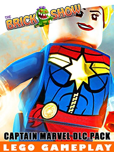 LEGO Captain Marvel DLC Pack Gameplay (Marvel Videos compare prices)
