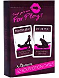 Ann Summers 52 Jumbo Sex Position Cards Sex Life Play Game Fun Erotic Gift New
