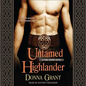 Untamed Highlander Audiobook