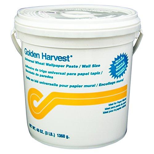 Golden harvest 209505 3 lb universal wheat wallpaper for Wallpaper paste home hardware
