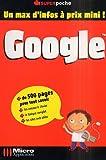 echange, troc Olivier Abou - Google