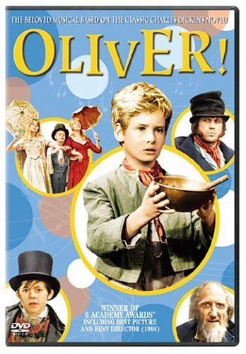 Cover art for  Oliver!