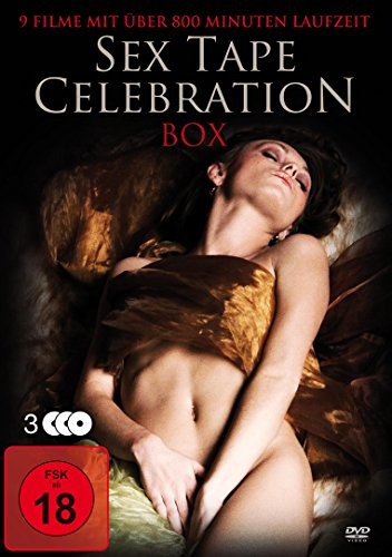 Sex Tape Celebration Box (3 Discs, Uncut)
