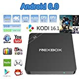 NEXBOX A5 TV Box Android 6.0 Amlogi