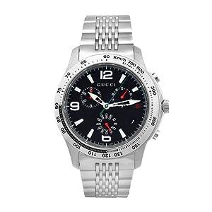 Gucci Men's YA126221 Gucci Timeless Watch
