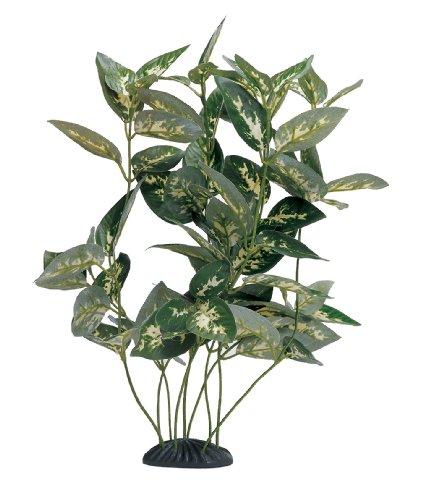 Hagen Marina Ecoscaper Houttoynia Cordata Plant, Silk, 12-Inch