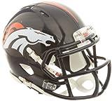 NFL Denver Broncos Revolution Speed Mini Helmet