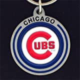 MLB Zinc Key Ring - Cubs