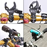Shells The First And Latest Version Black Bicycle Flashlight Mounting Bracket Speaker Clamp Holder F