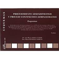 Procedimiento Administrativo y Proceso Contencioso-Administ... Esquemas. (Colección Esquemas)