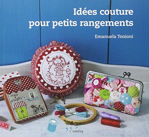 Idées couture pour petits rangements