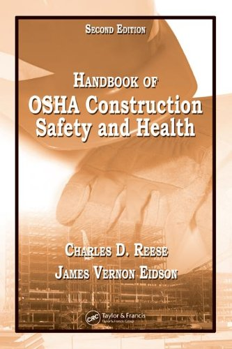 Handbook of OSHA Construction Safety and Health, Second...