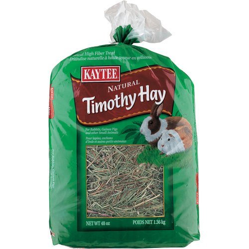 Pet Timothy Hay, 48 Oz, Natural Product, Decrease Urinary Tract Problems