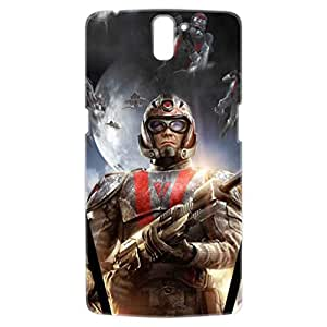 a AND b Designer Printed Mobile Back Cover / Back Case For OnePlus One (1Plus1_3D_1225)