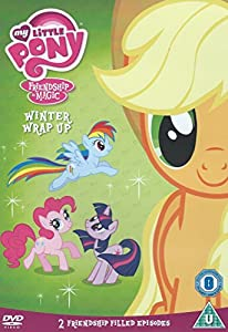 My Little Pony Friendship Is Magic Winter Wrap Up