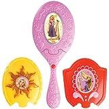 Tangled Rapunzel Musical Hair Brush Set (Blister Platform)