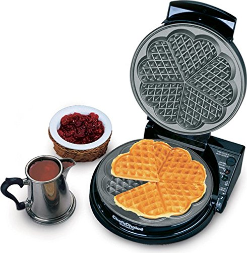 Chefs Choice Model 830SE Waffle Pro - Five of Hearts