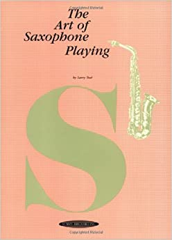 Art of Saxophone Playing