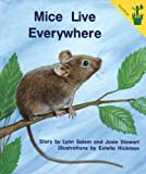 img - for Mice Live Everywhere book / textbook / text book