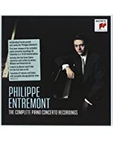 Philippe Entremont: The Complete Piano Concerto Recordings (Coffret 19 C D)