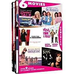 Leading Lady Comedies - 6 Movie Set