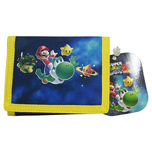 Nintendo Super Mario Galaxy 2 Portafogli Bambino