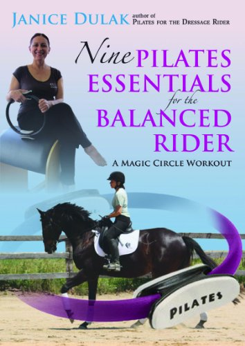 Nine Pilates Essentials For The Balanced Rider [DVD]