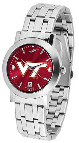 Virginia Tech Hokies Dynasty Anochrome Sports Watch