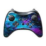 Nebula Galaxy Space Design Pattern Print Wii U Pro Controller Vinyl Decal Sticker Skin by Trendy Accessories