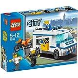 LEGO CITY 7286 Transporte de Prisioneros