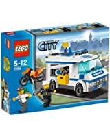 Lego City - 7286 - Jeu de Construction - Le Transport de Prisonnier
