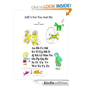 ABC's For You And Me(ABCs Childrens Book)