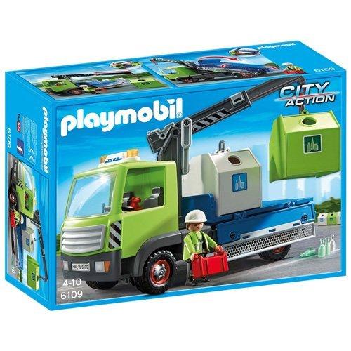 Camion poubelle playmobil les bons plans de micromonde - Playmobil camion ...