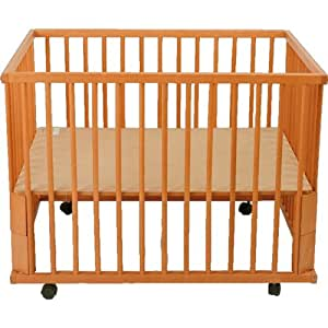BASIC BABY - PARC ALINE NATUREL