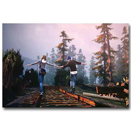 Mrs Queen Life is Strange Art Canvas Poster Print Game Pictures For Living Room Decor Maxine Caulfield 013 (Life Is Good Poster compare prices)
