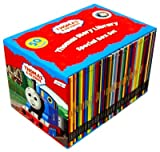 Thomas The Tank Engine & Friends 50 Books Collection Set Pack RRP: £ 125.00 (Inc 1. Thomas , 2. James , 3. Donald and Douglas , 4. Toby , 5. Bulgy and more ) (Thomas The Tank Engine) W. Awdry