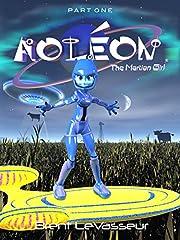 Aoleon The Martian Girl: Science Fiction Saga - Part 1 First Contact