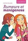 Signé Juliette - Tome 5 - Rumeurs et manigances