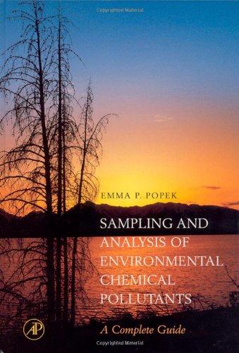 Sampling & Analysis of Environmental Chemical...