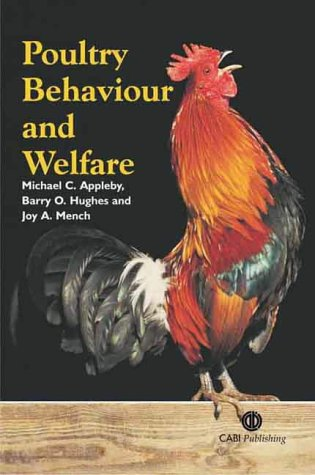 Poultry Behaviour and Welfare (Cabi Publishing)