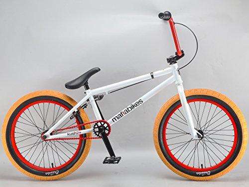 20-Zoll-mafiabikes-BMX-Bike-Kush-2-verschiedene-Farbvarianten-FarbeWeiss