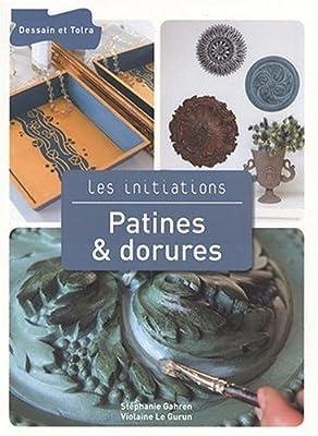 Patines et Dorures de Stephanie Gahren et Violaine Le Gurun