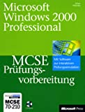 img - for MCSE-Pr fungsvorbereitung, m. CD-ROMs, Microsoft Windows 2000 Professional, m. CD-ROM book / textbook / text book