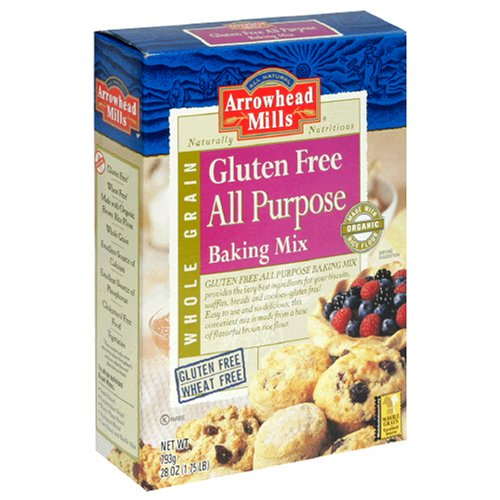 Buy Arrowhead Mills All-Purpose Gluten-Free Baking Mix, Whole Grain, 28-Ounce Boxes  (Pack of 6) (Arrowhead Mills, Health & Personal Care, Products, Food & Snacks, Baking Supplies, Baking Mixes)