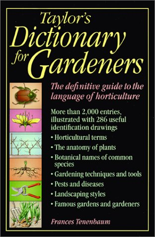 Taylor'S Dictionary For Gardeners