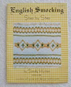 ENGLISH SMOCKING STEP BY STEP 2ND REVISION…