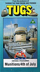 Tugs Munitions 4th July Vhs Amazon Co Uk Video