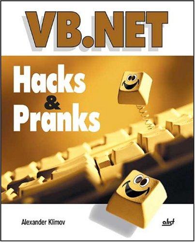 VB.NET Hacks & Pranks