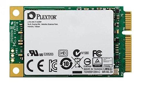 1x PX-256M6M SSD Plextor M6M 256GB mSATA 520/440MBs 94k/80k IOPS