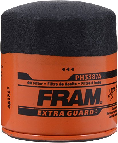 Fram PH3387A Extra Guard Passenger Car Spin-On Oil Filter (Oil Filter For Chevy Malibu 2003 compare prices)